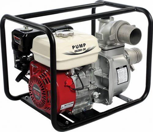 Palmera QGZ80 / 5.5Hp 3'' Honda Motorlu Benzinli Su Motoru
