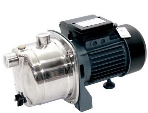 Rain Pump SGJS600 0.8Hp 1'' Paslanmaz Çelik Seri Jet Su Motoru