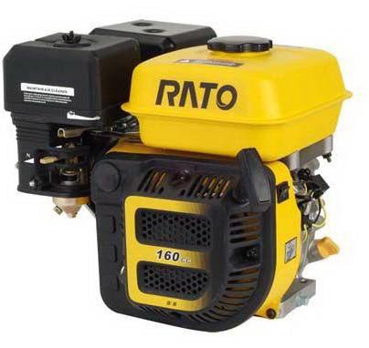 Rato R 210 / 7Hp Çıblak Motor