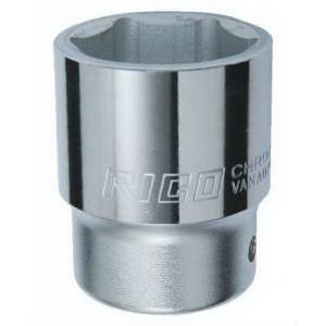 Rico 007-RC8017 / 17mm 1/2'' 6 Köşe Lokma