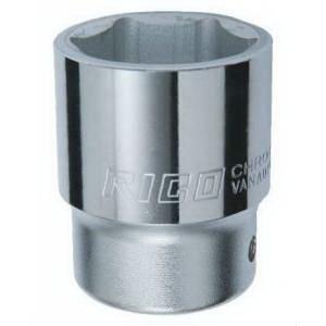 Rico 007-RC8022 / 22mm 1/2'' 6 Köşe Lokma