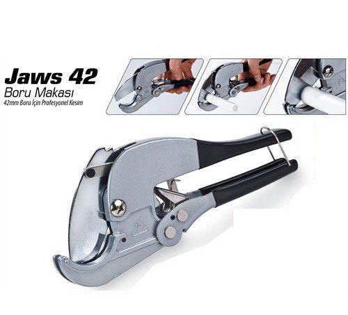 SGS JWS 42 Pvc Boru Kesme Makası 42mm