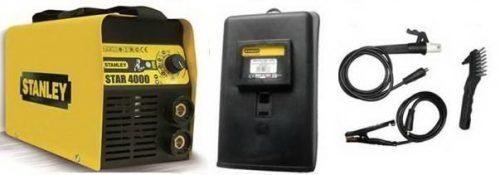 Stanley STAR 4000 İnvertör Kaynak Makinası 160 Amper