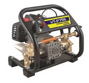 Veta 0.9Hp Motorlu Basınç Pompası // VT-P768 COPPER