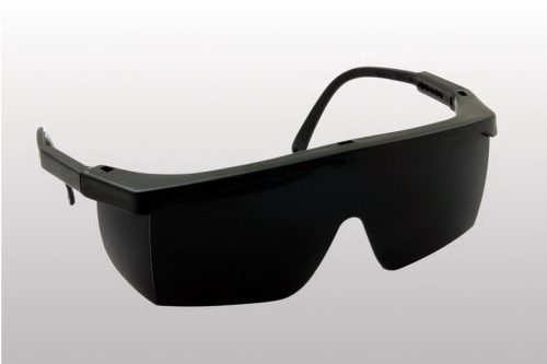 Viola Valente Siyah Koruyucu Gözlük