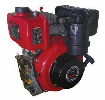 Weima WM178FE-W 6.7Hp Marşlı Frezeli Dizel Motor