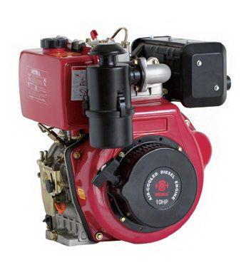 Weima WM186FB-F2 10Hp Kamalı Dizel Motor