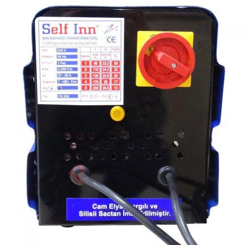 Self Inn Çanta Kaynak Makinası 250A