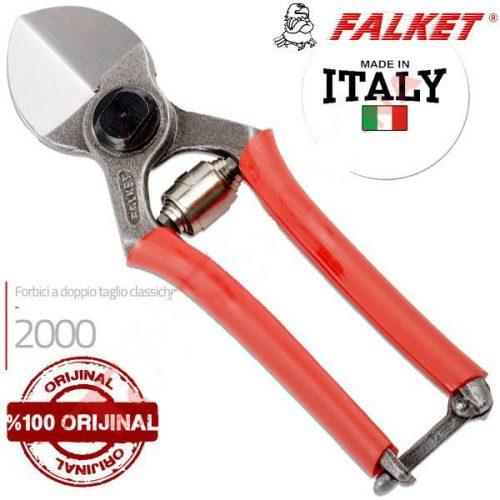 Falket 2000 Çift Ağızlı Budama Makası 21cm