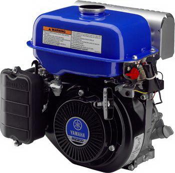 Yamaha MZ200-A2B / 6.5Hp Benzinli Motor