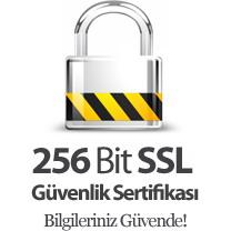256 bit SSL Sertifikası ile Verileriniz Güvende