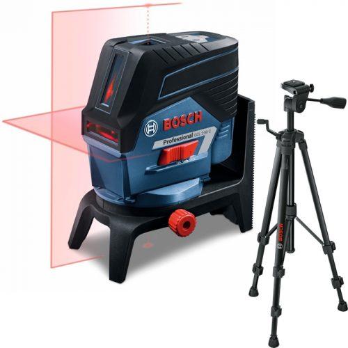Bosch GCL 2-50 C + BT 150 Çizgi Hizalama Lazeri