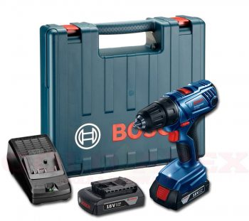 Bosch GSR 180-Li Vidalama Çift Akülü Li-ion 18V 1.5Ah