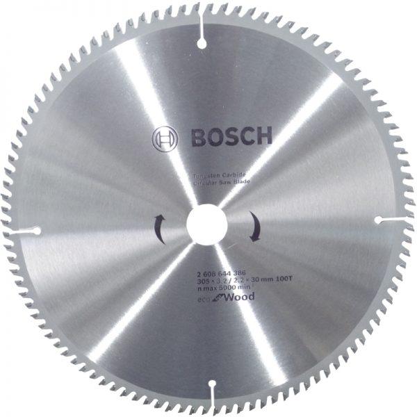 Bosch Optiline Eco Elmas Daire Testere Ahşap 305mm 100 Diş