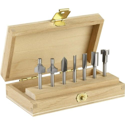 Dremel 660 Dremel Freze Bıçağı Aksesuar Seti 7 Parça