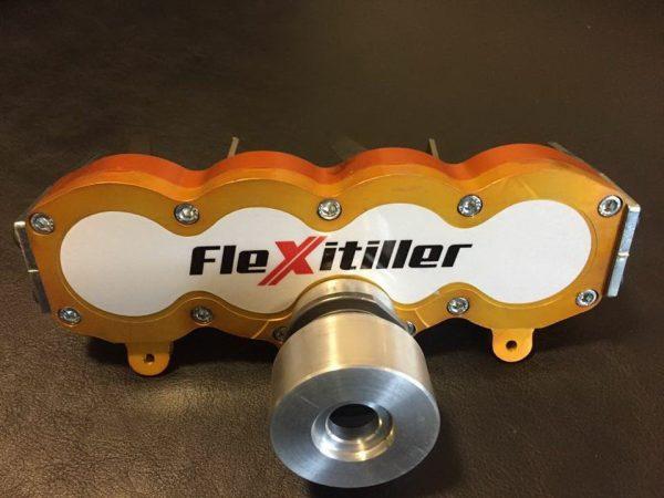 Tırpan Çapa Aparatı FlexiTiller Tüm Modellere Uyumlu