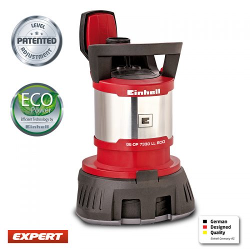 Einhell GE-DP 7330 LL Eco Dalğıç Pompa Kirli-Temiz Su