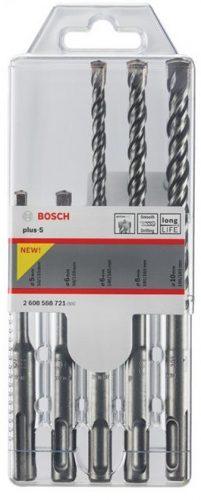 Bosch Plus-5 SDS-Plus Matkap Uç Seti 5 Parça