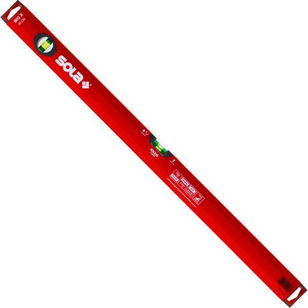 Sola BIG X 3 120 Su Terazisi Alüminyum 100cm