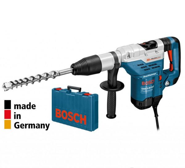 Bosch GBH 5-40 DCE Kırıcı Delici 1150W 6.8 Joule