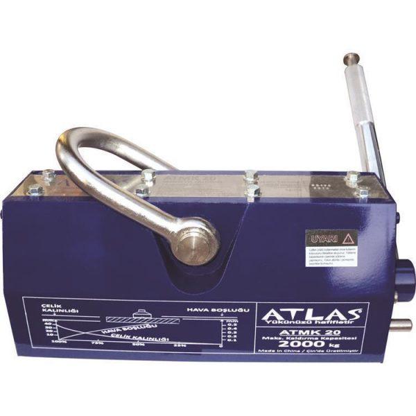 ATLAS ATMK20 Universal Manyetik Kaldıraç