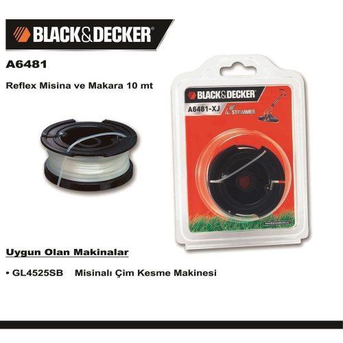 Black&Decker A6481 GL4525SB için Yedek Misina