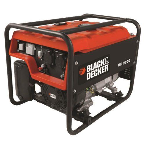 Black&Decker BD2200 2.2kW Monofaze Benzinli Jeneratör