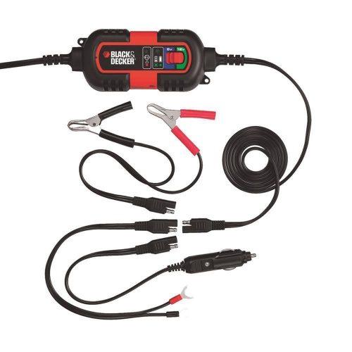 Black&Decker BDV090 100 Amper 6Volt/12Volt Akü Bakım Şarj Cihazı