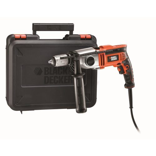 Black&Decker KR1102K 1100Watt 13mm Darbeli Matkap