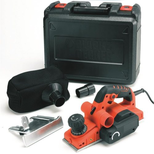 Black&Decker KW750K 750Watt Planya