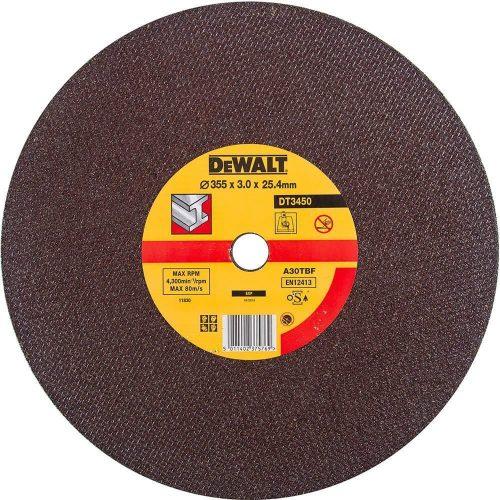Dewalt DT3450 1 Adet 355mm Profil Kesme Diski