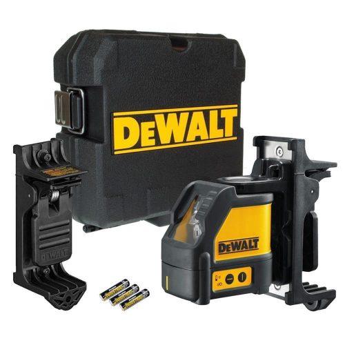 Dewalt DW088K Profesyonel Yatay ve Dikey Otomatik Hizalamalı Çizgi Lazer Distomatı