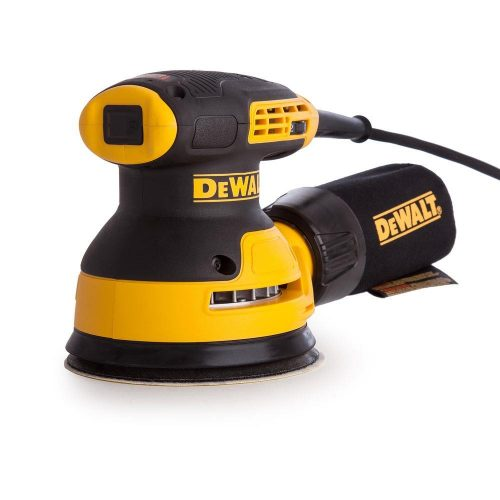 Dewalt DWE6423 280Watt 125mm Profesyonel Eksantrik Zımpara