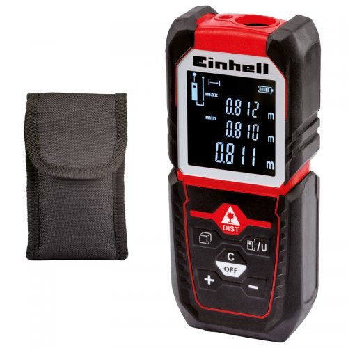 Einhell TC-LD 50 Dijital Lazerli Uzaklık Ölçer 50 Metre