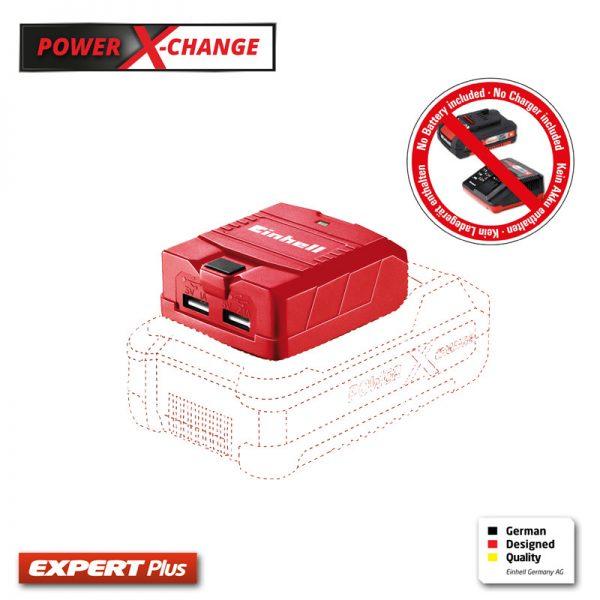 Einhell TE-CP 18 Li Mobil USB Şarj Cihazı Aküsüz