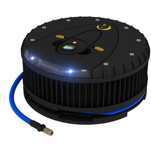 Michelin MC12260 12Volt 120 PSI Dijital Basınç Göstergeli Hava Pompası + Lastik Basınç Ölçer