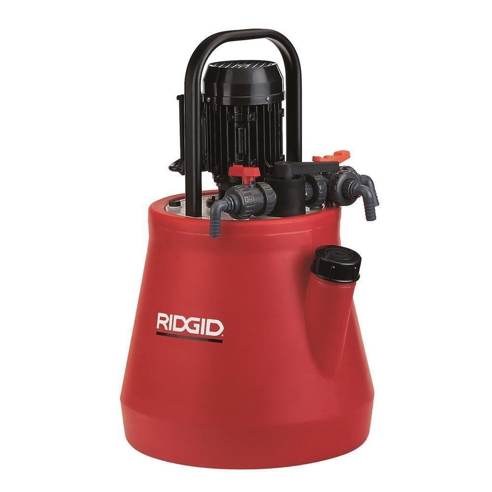 RIDGID 34051 330Watt Radyatör Temizleme Makinesi - 07 Mağaza