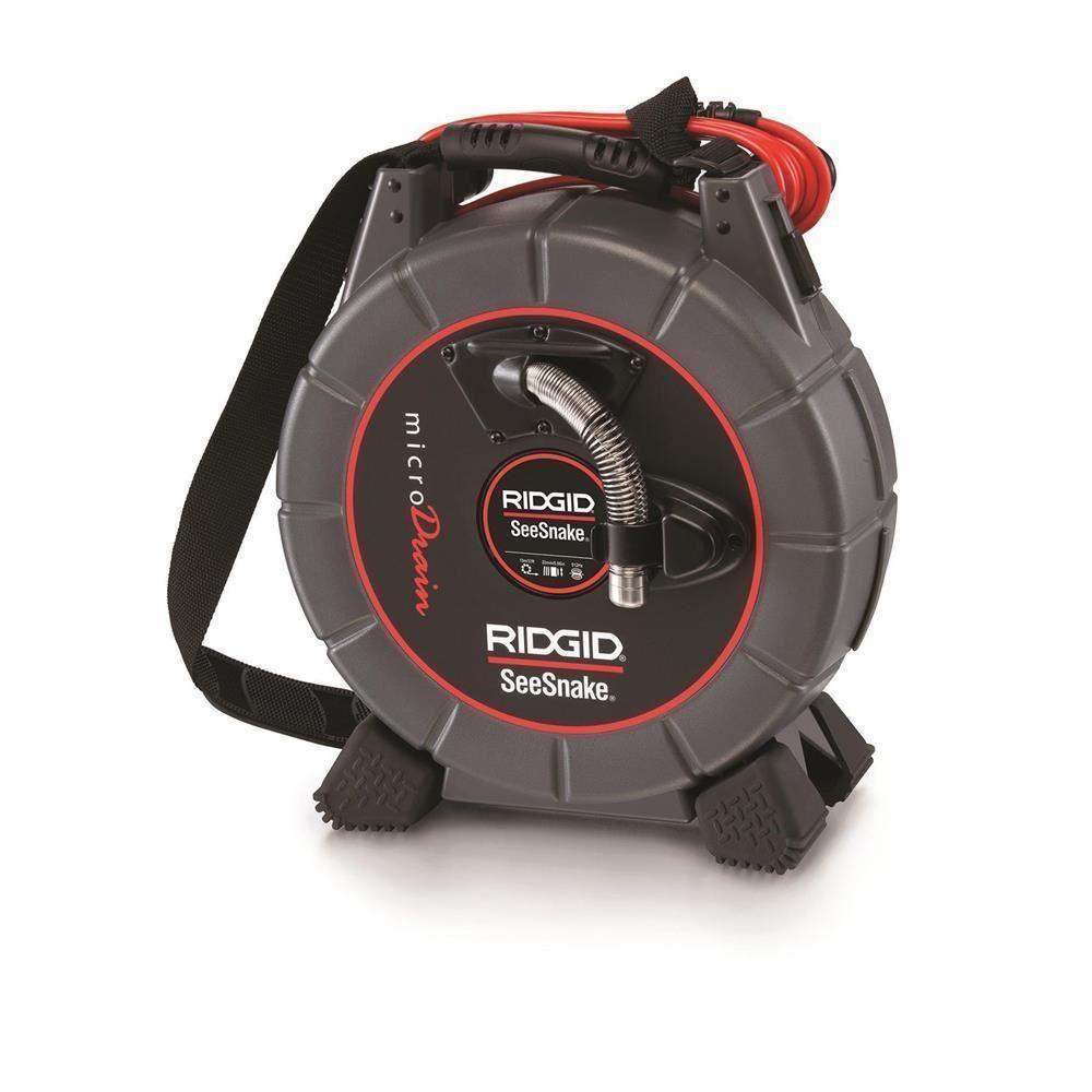 RIDGID 40783 MicroDrain Kanal/Boru Görüntüleme Kameraları - 07 Mağaza