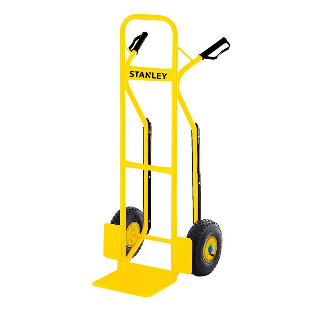 Stanley HT524 250Kg Endüstriyel Çelik El Arabası