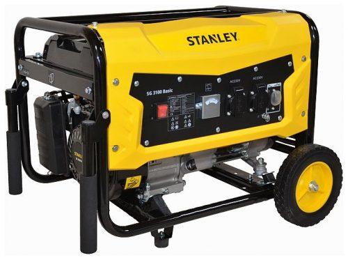 Stanley SG3100 3.1 KWA Benzinli Jeneratör