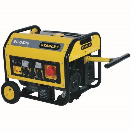 Stanley SG6500 6.5 KWA Benzinli Jeneratör