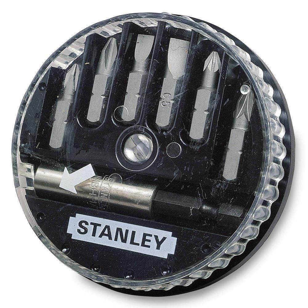 Stanley ST168737 Bits Uç Takımı