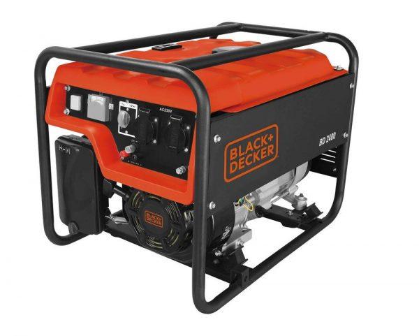 Black&Decker BD2400 2.4kW Monofaze Benzinli Jeneratör