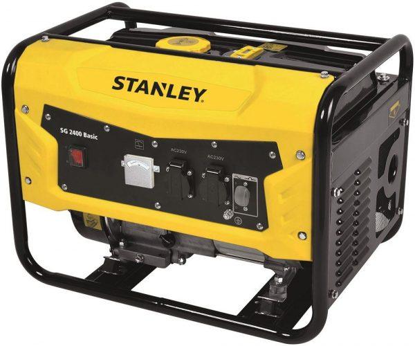 Stanley SG2400 2.4 KWA Benzinli Jeneratör