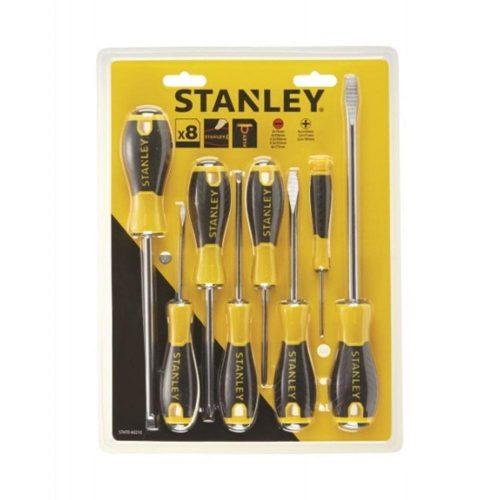 Stanley STHT060210 8 Parça Tornavida Seti
