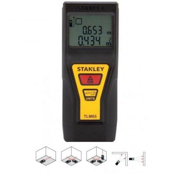 Stanley TLM65İ 20m Lazermetre