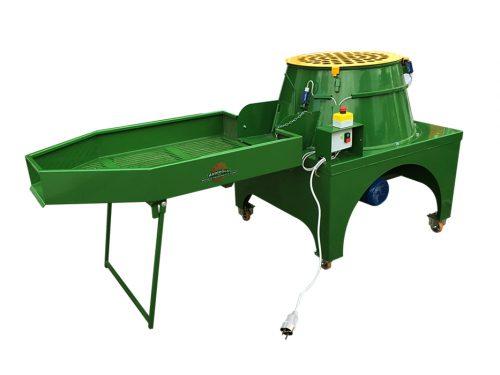 Nutmec 180E Sehpalı Zımparasız Ceviz Soyma Makinesi