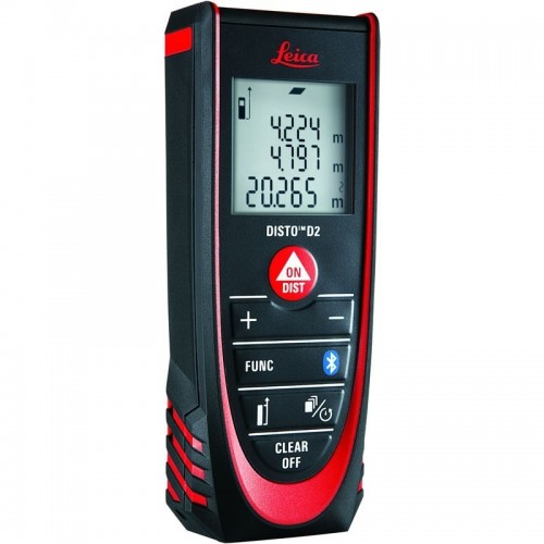 Leica Disto D2 100BT Bluetooth Lazer Metre 100mt