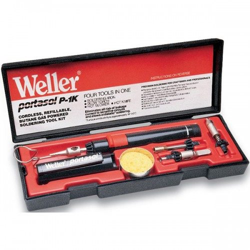 Weller Cooper P1K Gas Soldering Kit