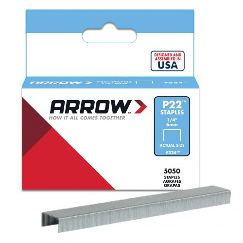 Arrow AR224 6mm 5050 Adet Profesyonel Zımba Teli